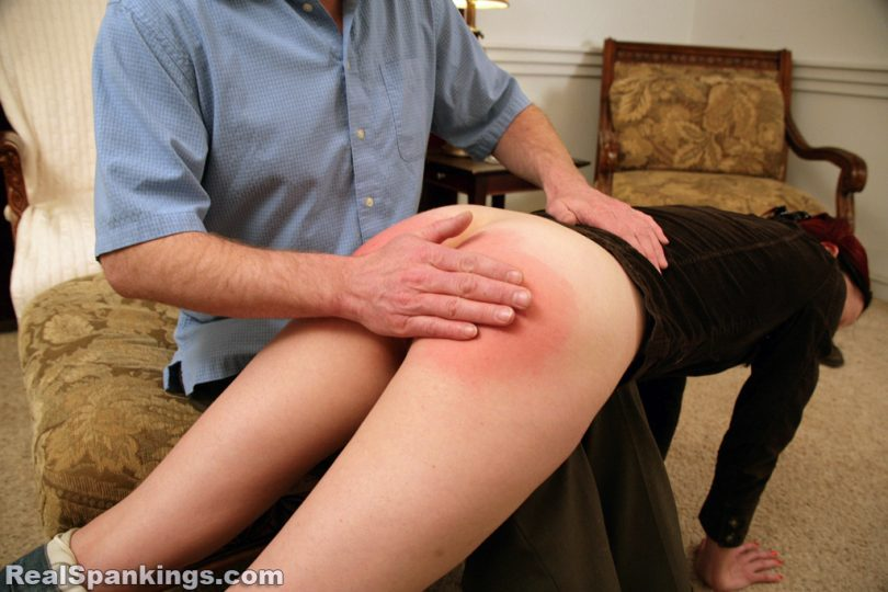 15179 017 810x540 - OTK Spankings – RM/HD – Corner Time and a Long OTK Handspanking | January 30, 2019