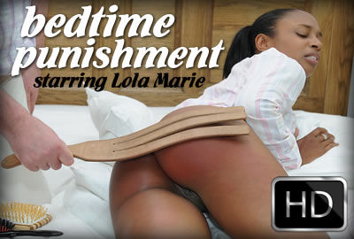 Triple A Spanking – AAA Spanking – MP4/Full HD – Lola Marie – Lola's Bedtime Punishment