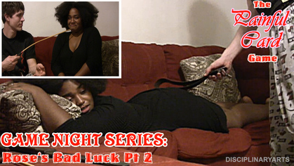 Disciplinary Arts – MP4/Full HD – Kyle Johnson,Rose – Game Night Series The Pain Game Rose's Bad Luck Pt 2 | Jan. 11, 19