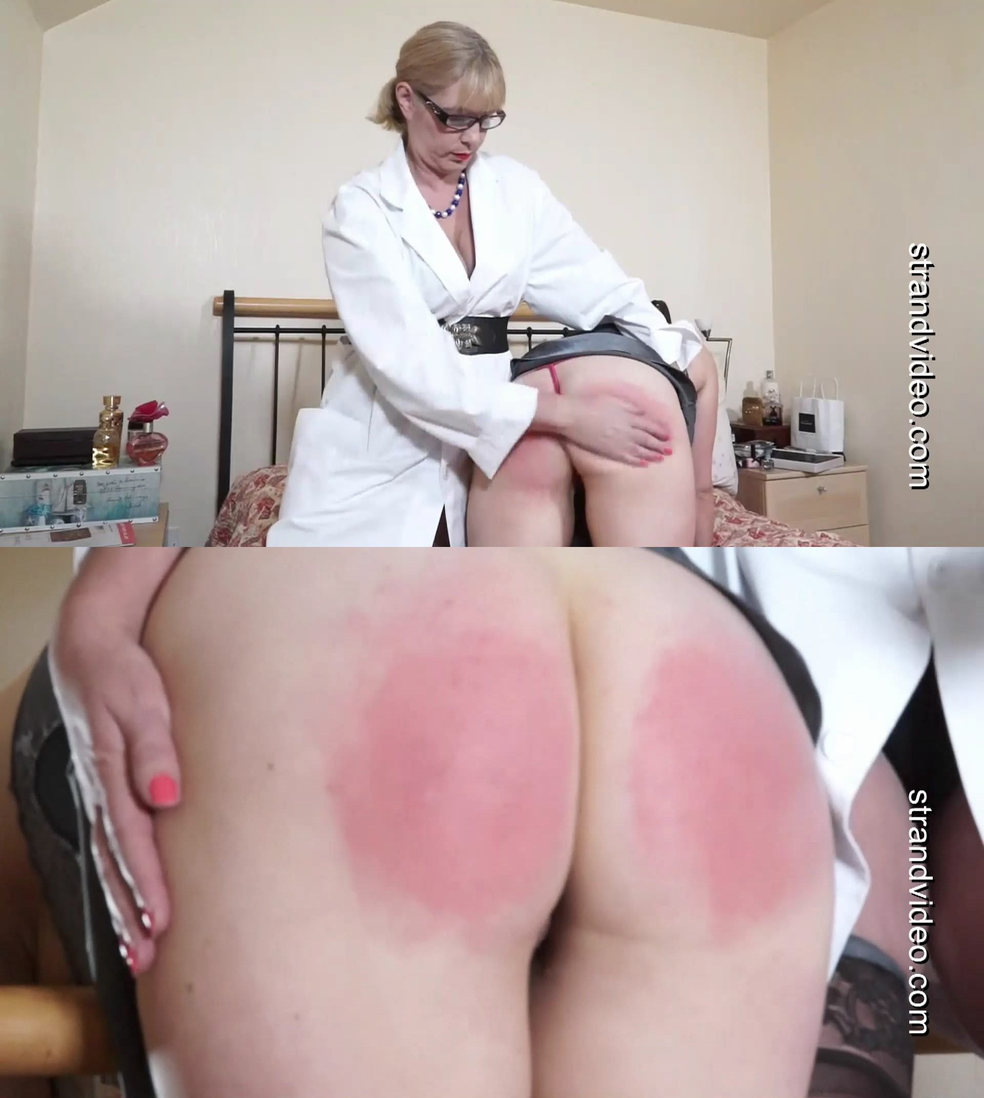 English Spankers/Spanking Sarah – MP4/Full HD – Louise Burton,Sarah Stern – I don't like work spr-1718