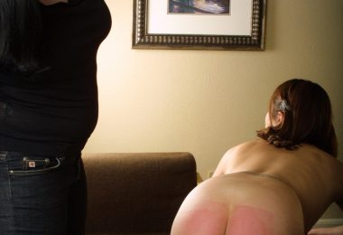 1087 007 380x260 - Bi Spanking – RM/SD – Claire: Spanked for Taking the Car