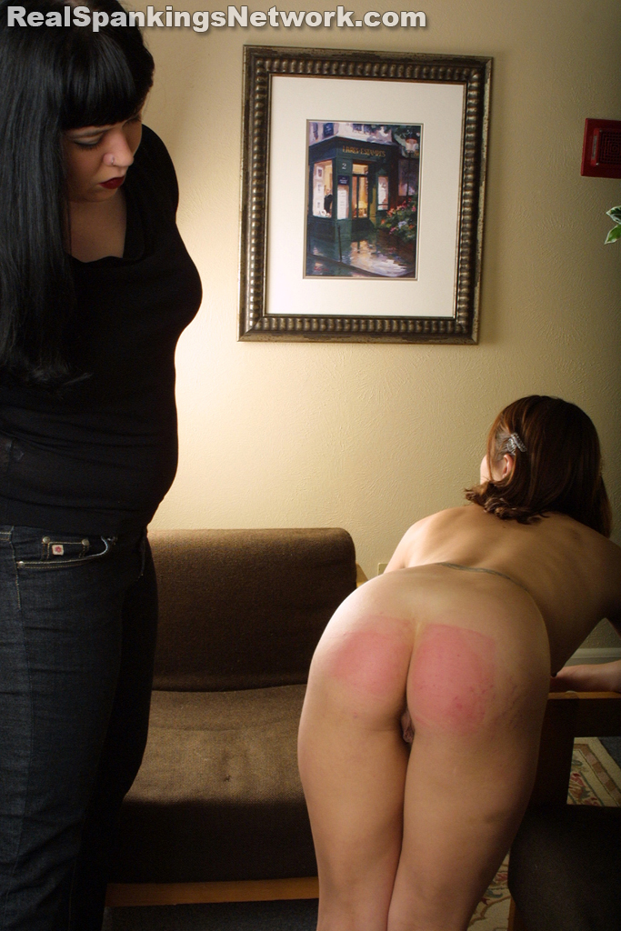 Bi Spanking – RM/SD – Claire: Spanked for Taking the Car