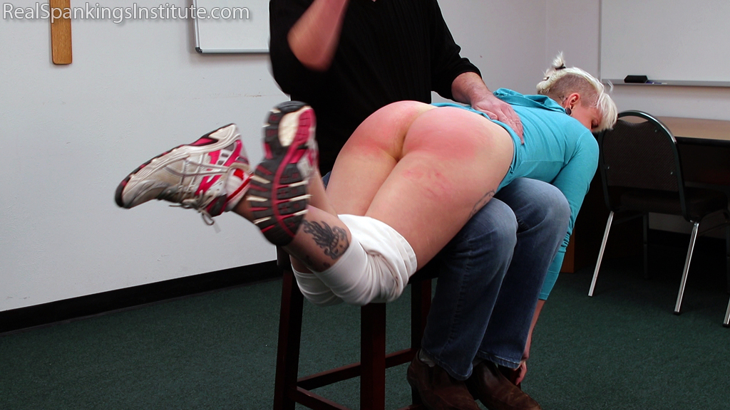 Real Spankings Institute – MP4/Full HD – Devon Spanked for Multiple Infractions (Part 1 of 2) | February 04, 2019