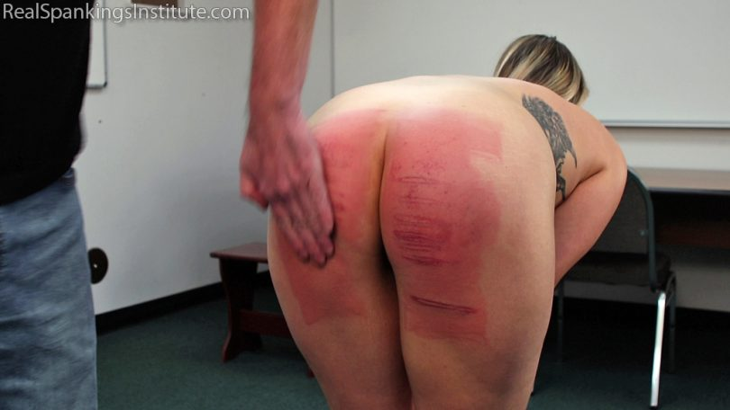 15201 011 810x456 - Real Spankings Institute – MP4/Full HD – Strapped and Caned by The Dean (Part 2 of 2) | February 13, 2019