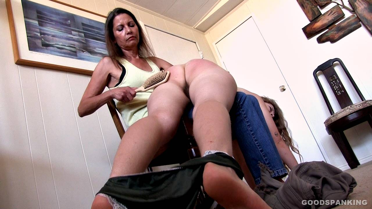 Good Spanking – MP4/HD – CHELSEA PFEIFFER,APRICOT – WITHOUT PERMISSION | FEB. 01, 19