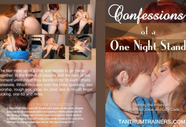confessions stand 380x260 - Tantrum Trainers – MP4/SD – CONFESSIONS OF A ONE NIGHT STAND