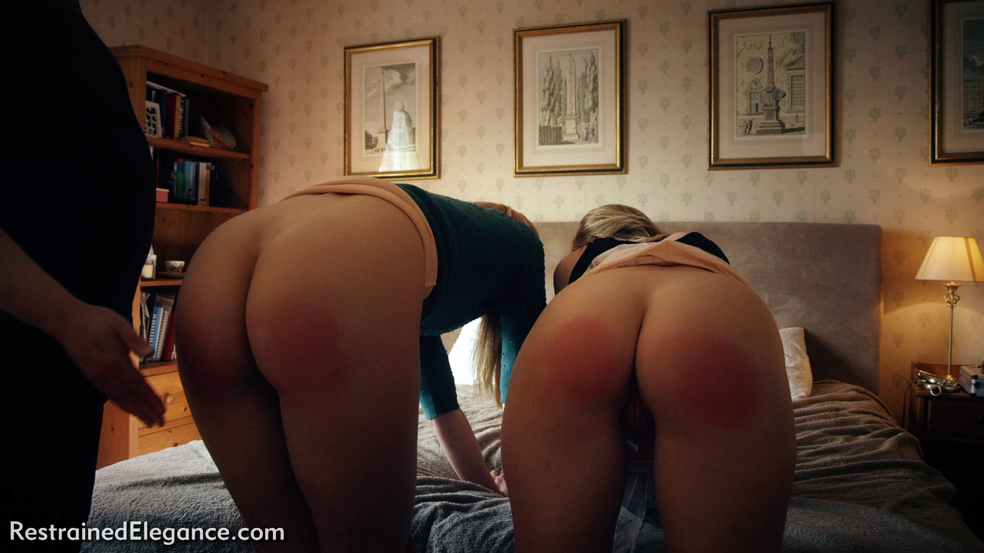 Restrained Elegance – MP4/Full HD – The Roleplay (Ariel, Lucy and the Travelling Disciplinarian, Part Three)