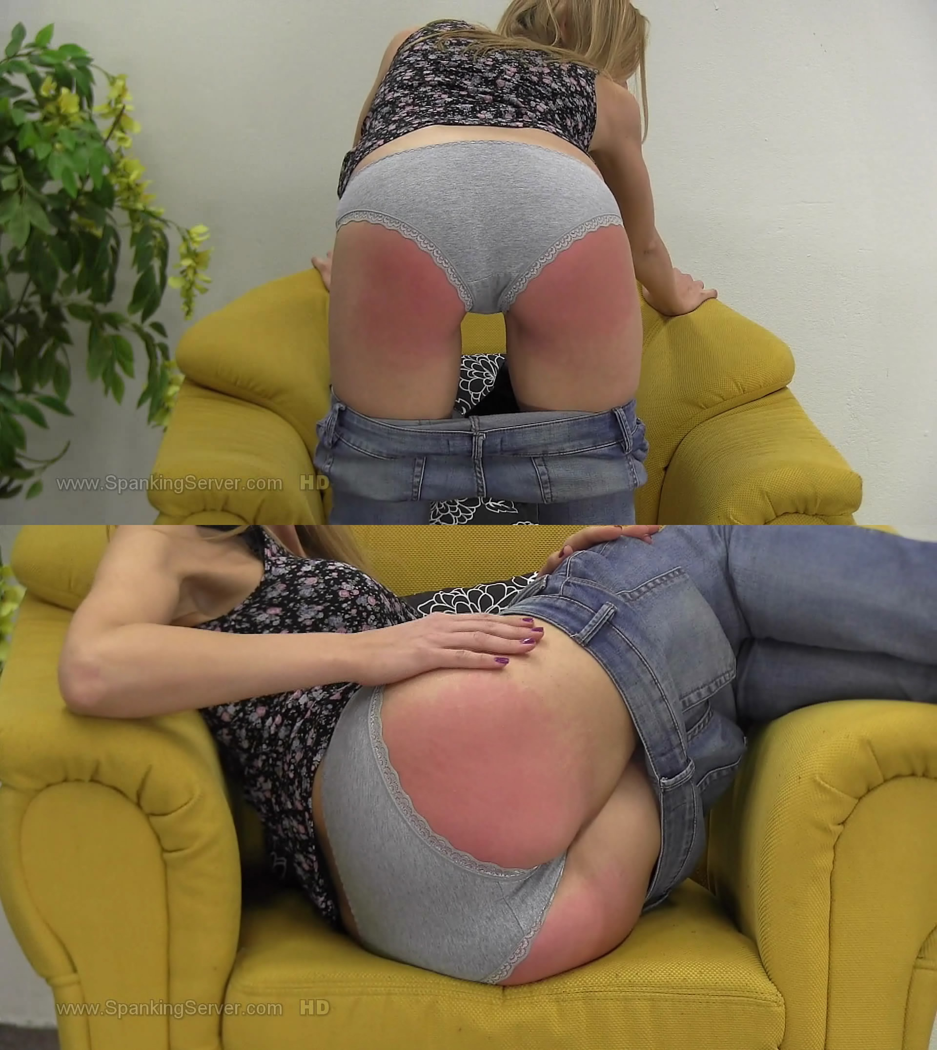 Spanking Server – MP4/Full HD – Luca Bella 0119