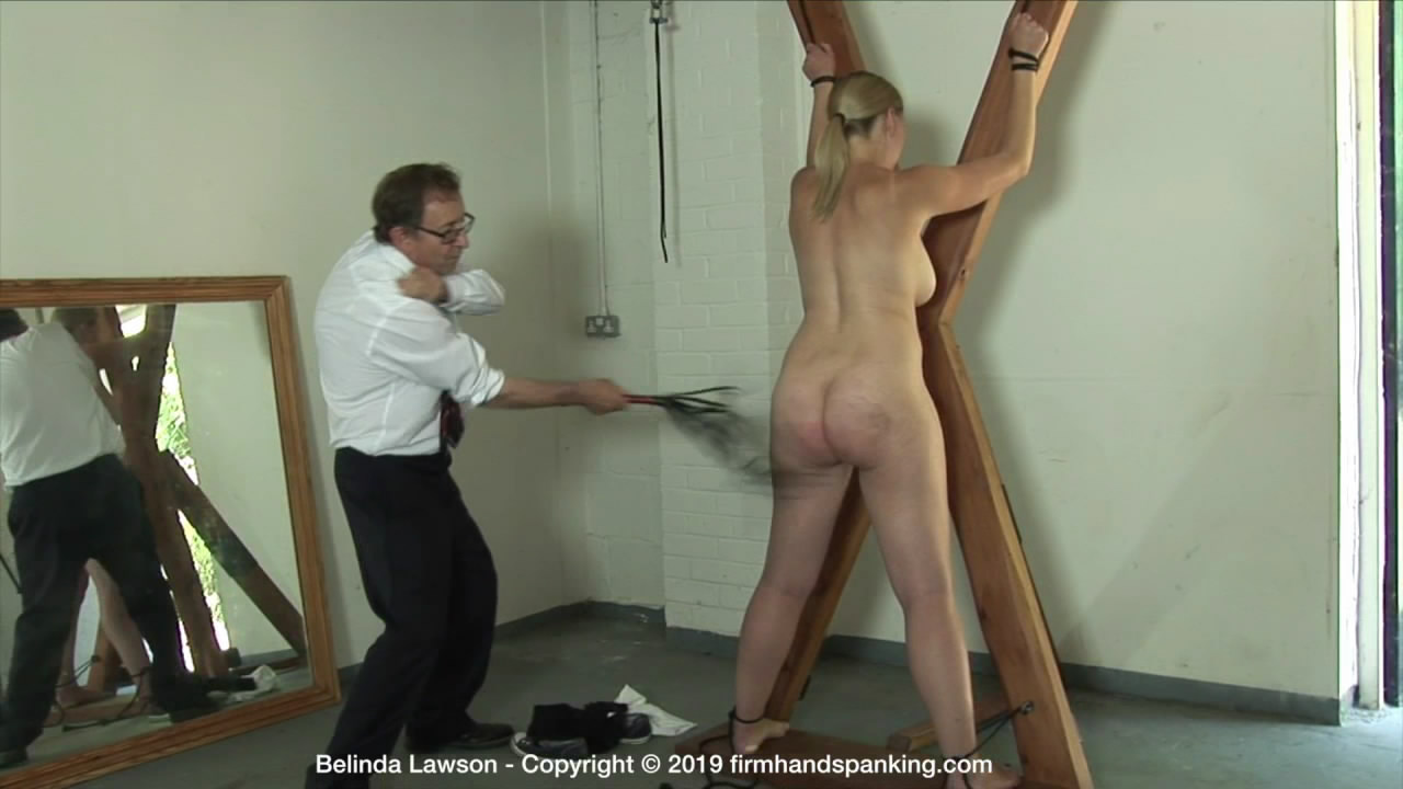 Firm Hand Spanking – MP4/HD – Belinda Lawson – Marks Out of Ten ZJ/Stripped naked, Belinda Lawson suffers an old-style naval whipping | FEB. 08, 19