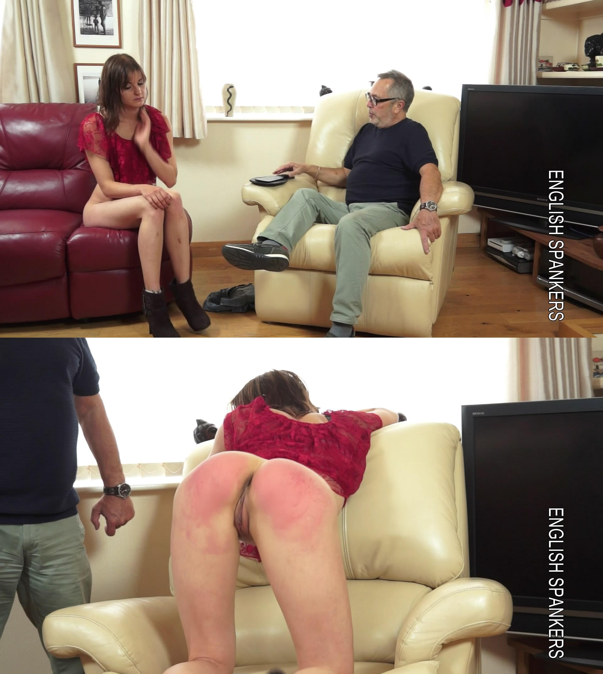 English Spankers – MP4/Full HD – April Visits Mr Stern spr-1550
