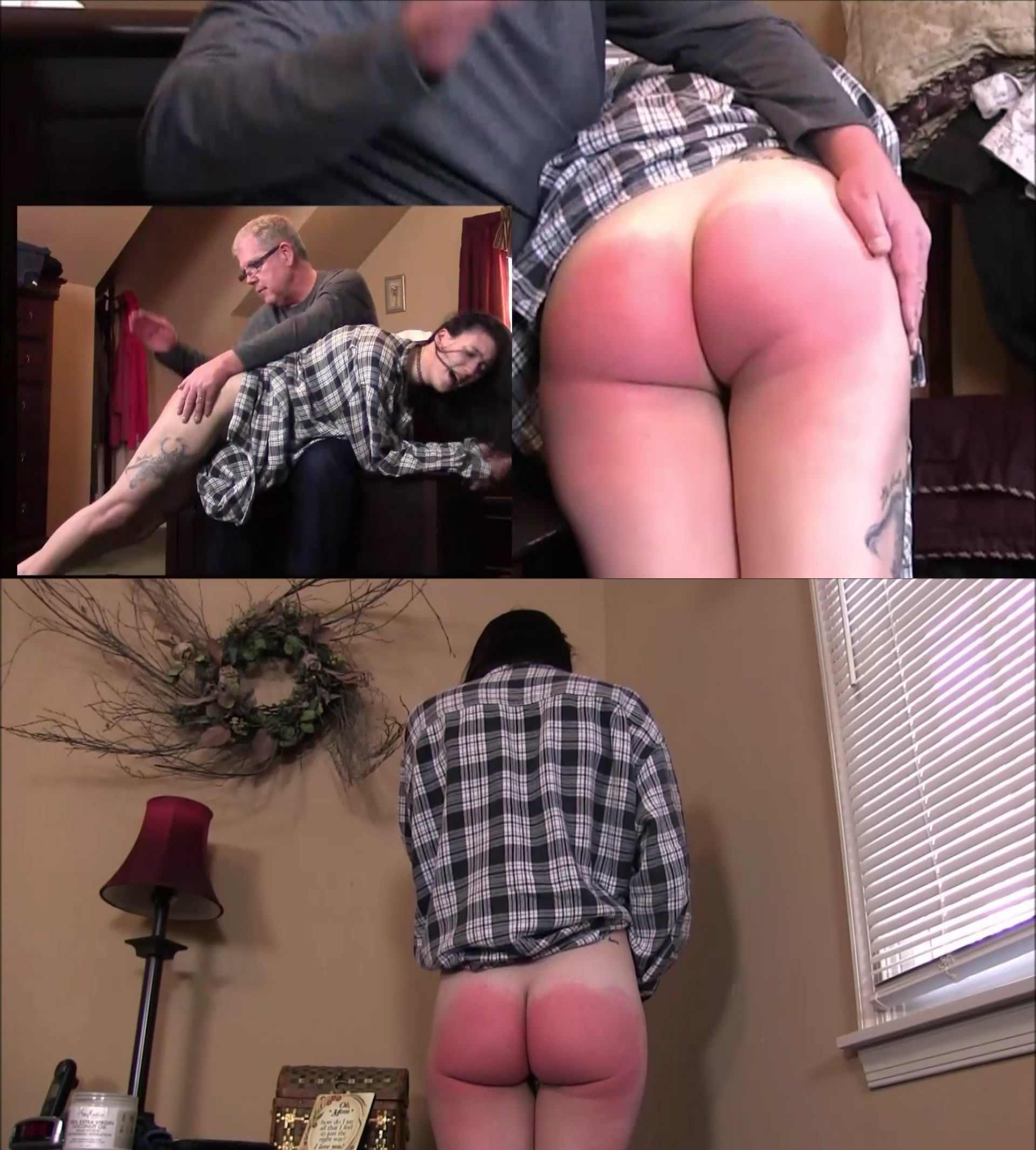 Punished Brats – MP4/Full HD – A Spanking Before Bed (Part 2 of 2)