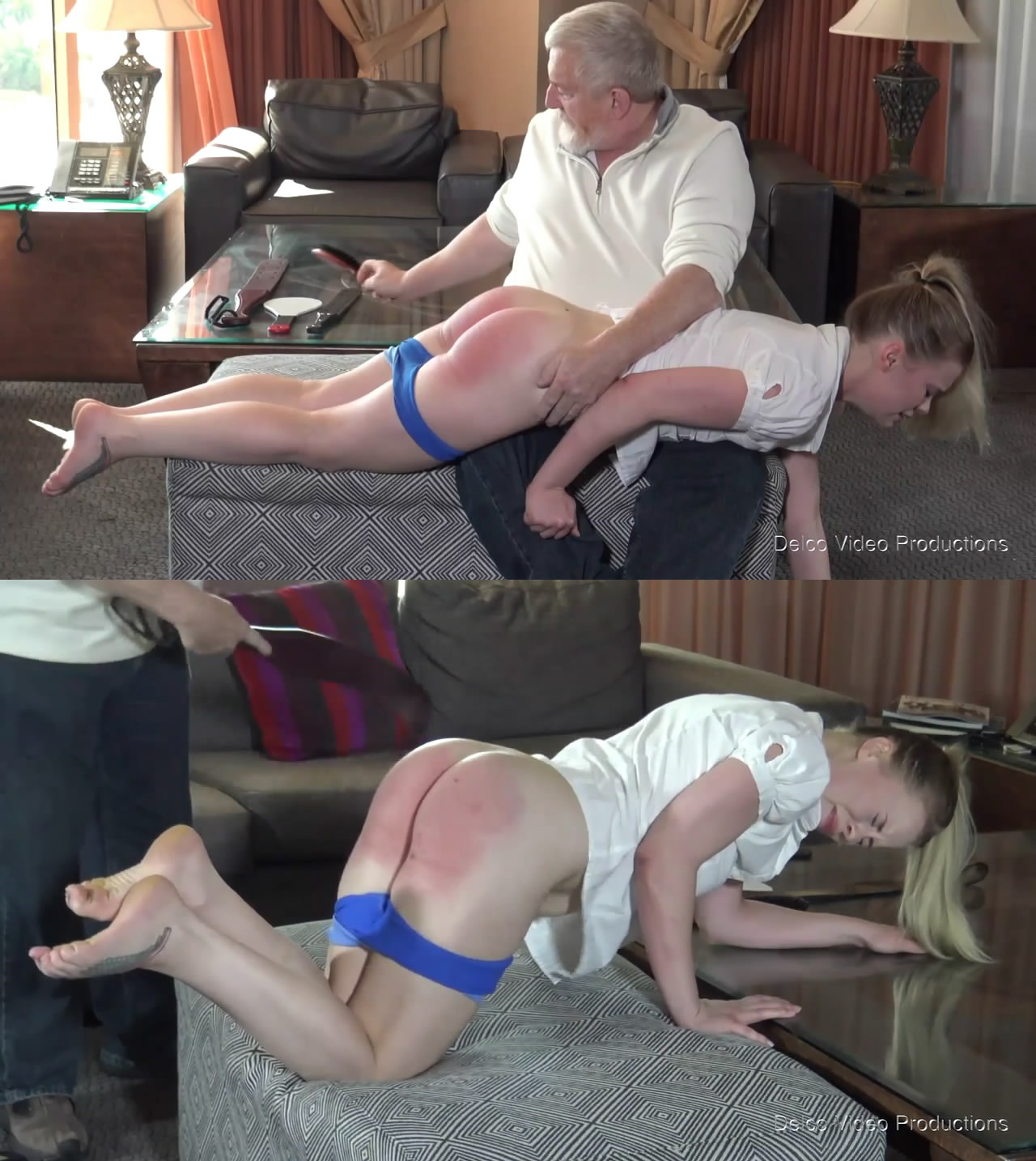 Delco Video Productions – MP4/HD – Mr Rob, Stevie Rose – Stevie's Real Discipline