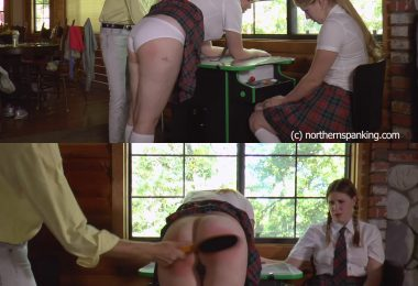 snapshot20190220160105 380x260 - Northern Spanking – MP4/Full HD – Alex Reynolds, Harley Havik, Paul Kennedy - Schoolgirl Space Invaders Spanking