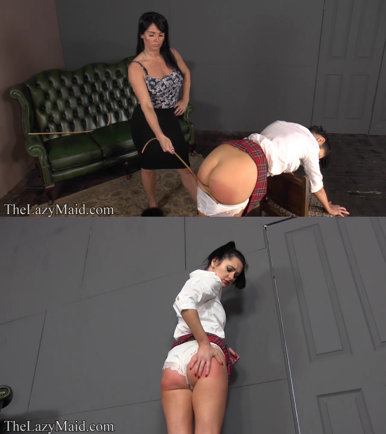 The Lazy Maid – MP4/HD – Lisa Bonnie