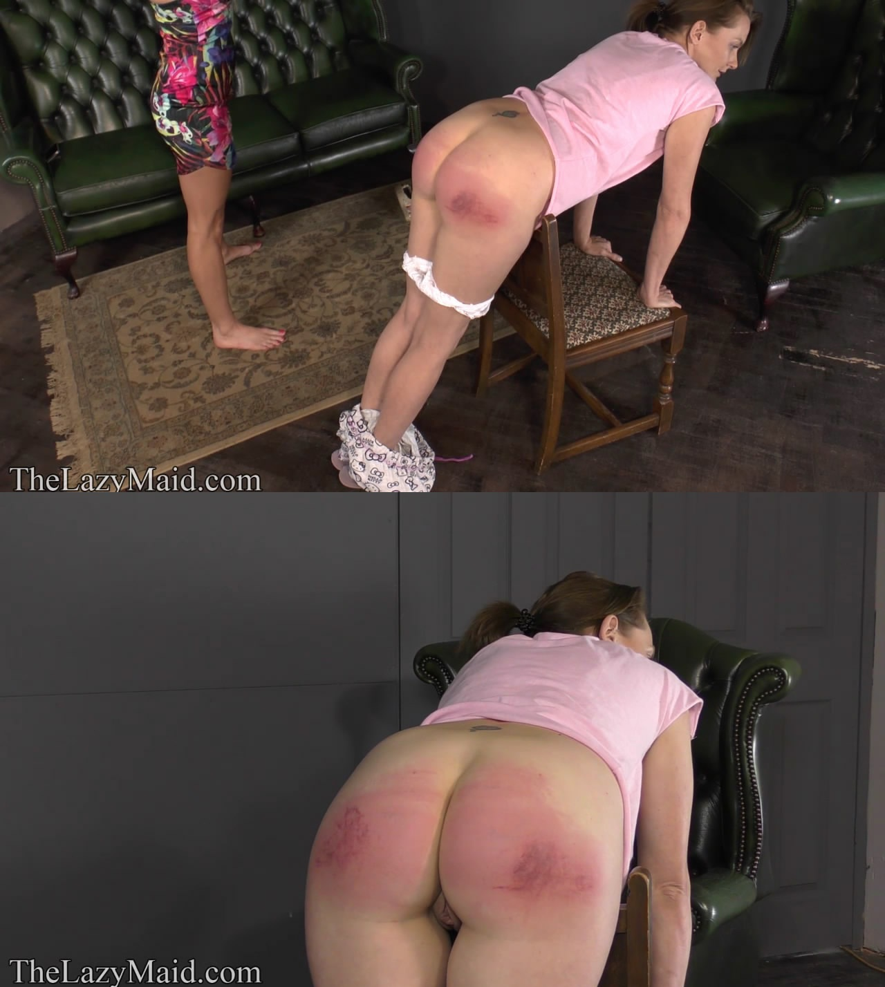 The Lazy Maid – MP4/HD – Lisa Suzi