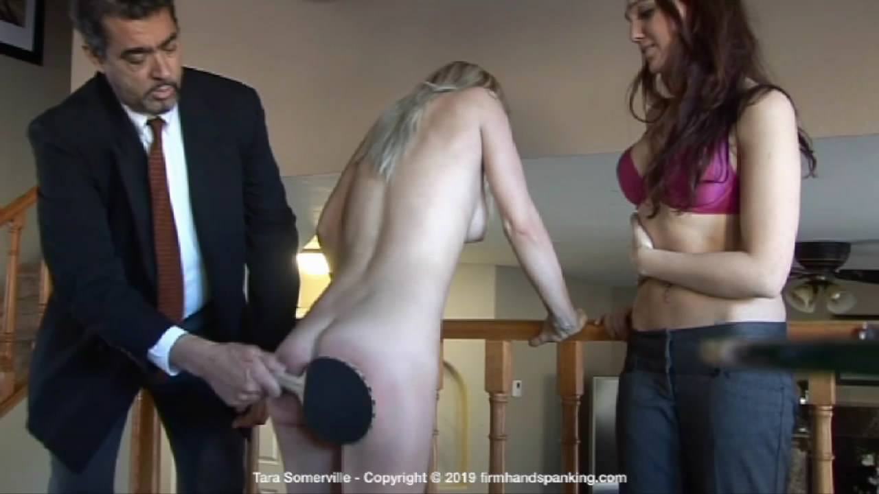 Firm Hand Spanking – MP4/HD – Tara Somerville – Editors Choice E/Stunning Tara's nude spanking Director's Cut, previously unseen footage | Feb 25, 2019