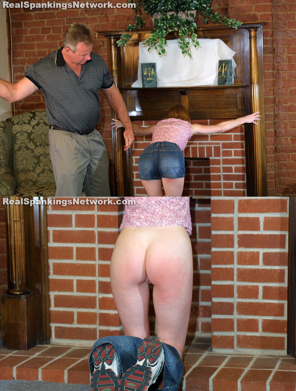 Spanking Teen Jessica – RM/SD – Strapped by Mr.Daniels