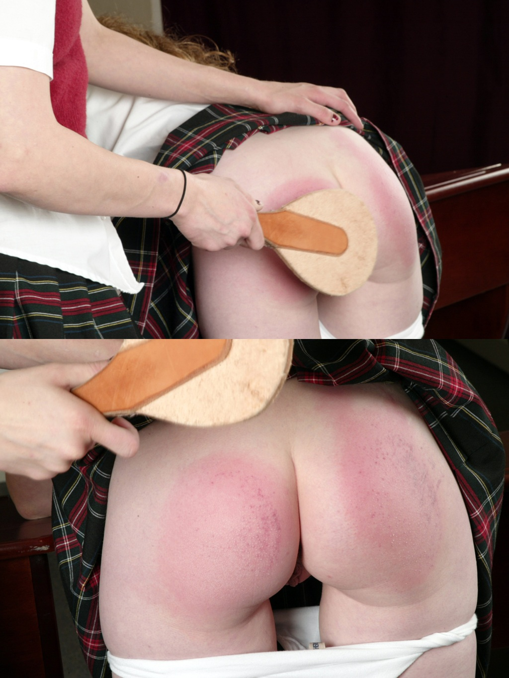 Spanking Bailey – RM/SD – Bailey: Spanked for an Improper Uniform
