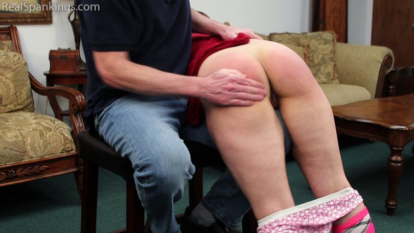 15281 008 810x456 - Real Spankings – MP4/Full HD – Ten Gets a Double Dose from Mr. M (Part 1 of 2) | March 15, 2019