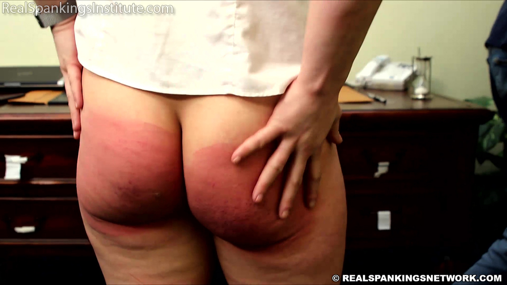 Real Spankings Institute – MP4/Full HD – Ten's visit to see The Dean (Part 2 of 2) | March 18, 2019