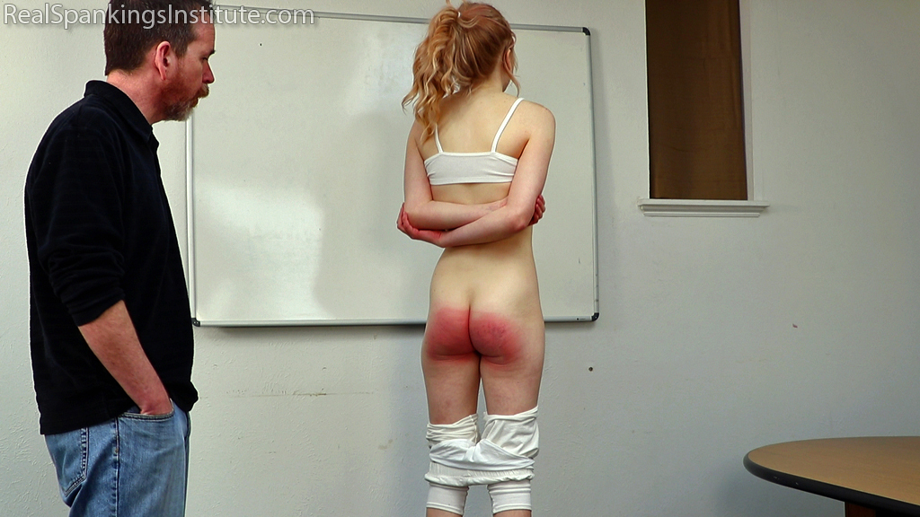 Real Spankings Institute – MP4/Full HD – Alice is Kicked Out of Gym Class | March 20, 2019