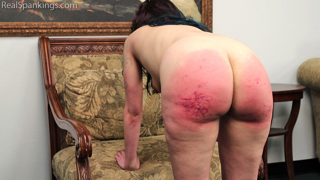 Real Spankings – MP4/Full HD – Punishment Profile Anastasia | March 22, 2019