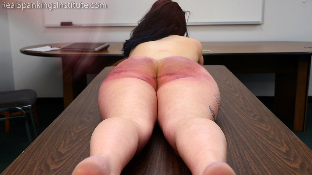 Real Spankings Institute – MP4/Full HD – Anastasia is Welcomed to The Institute | March 27, 2019