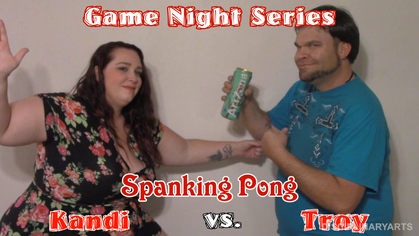 Disciplinary Arts – MP4/Full HD – AMBERE,MR. TROY,KANDY – GAME NIGHT SERIES: SPANKING PONG WITH KANDI VS TROY | MAR. 08, 19