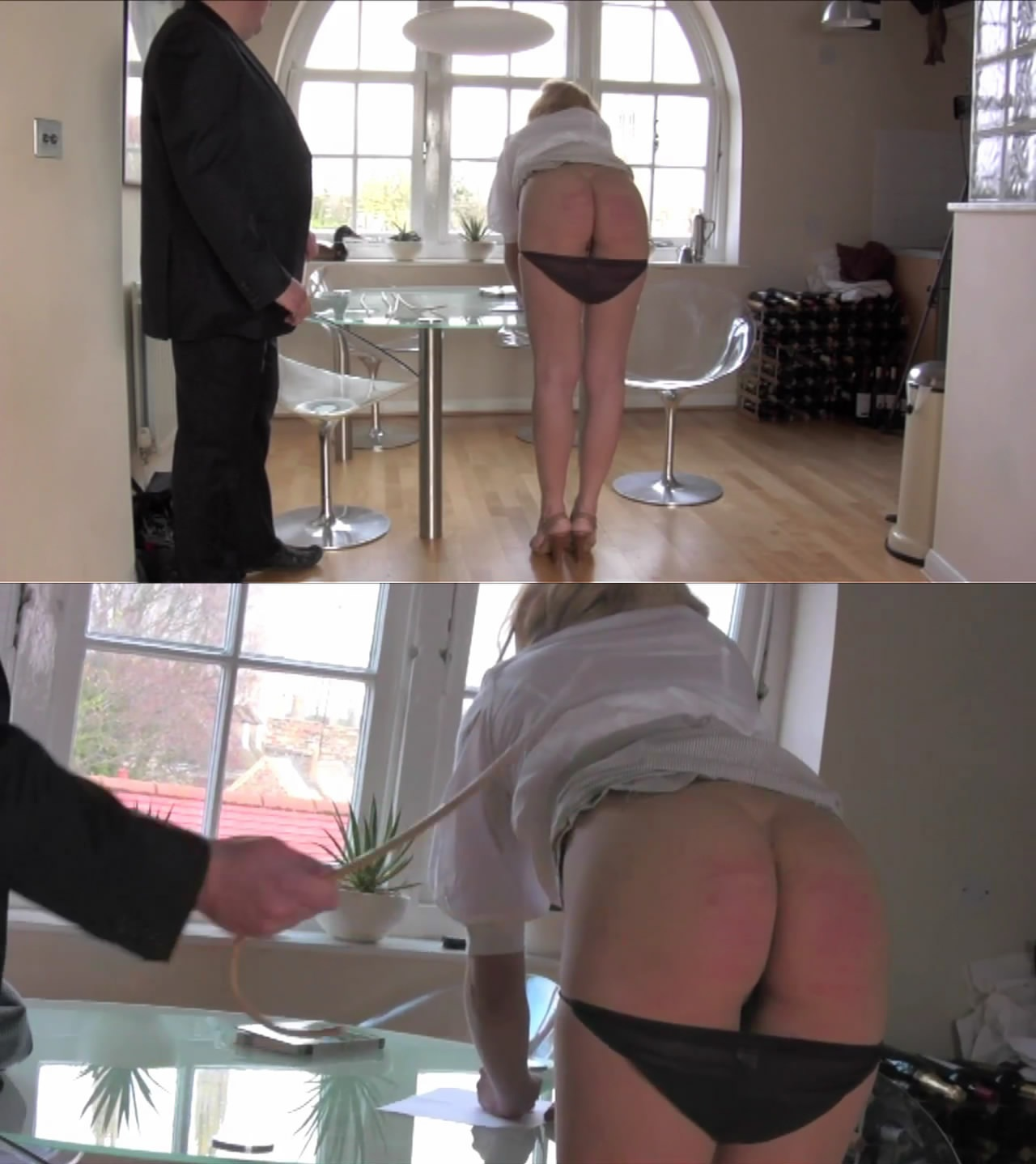 Northern Spanking – MP4/HD – The Traveling Disciplinarian & The Naughty Nurse – 2/2