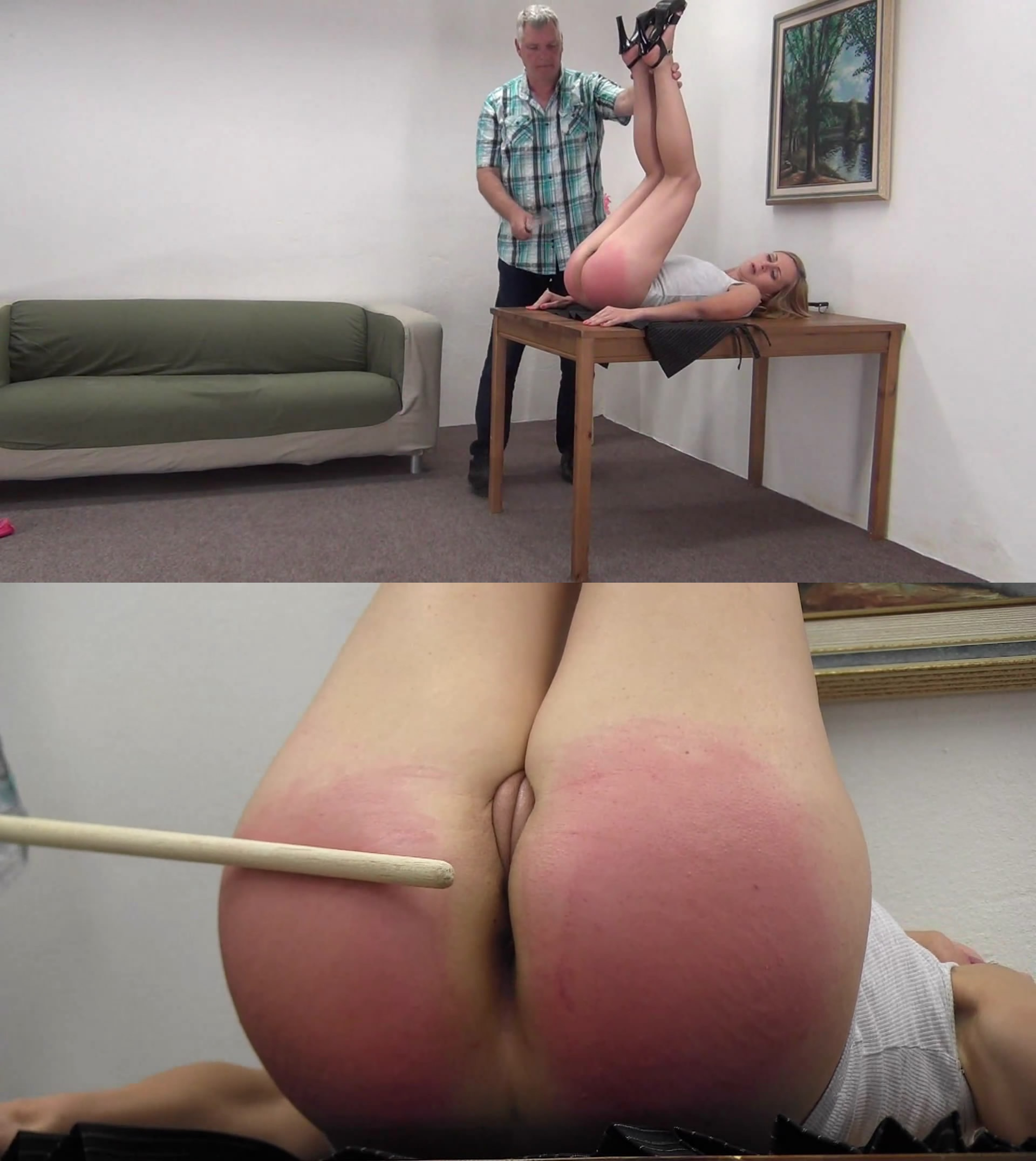 Spanking Server – MP4/Full HD – Luca Bella 3418