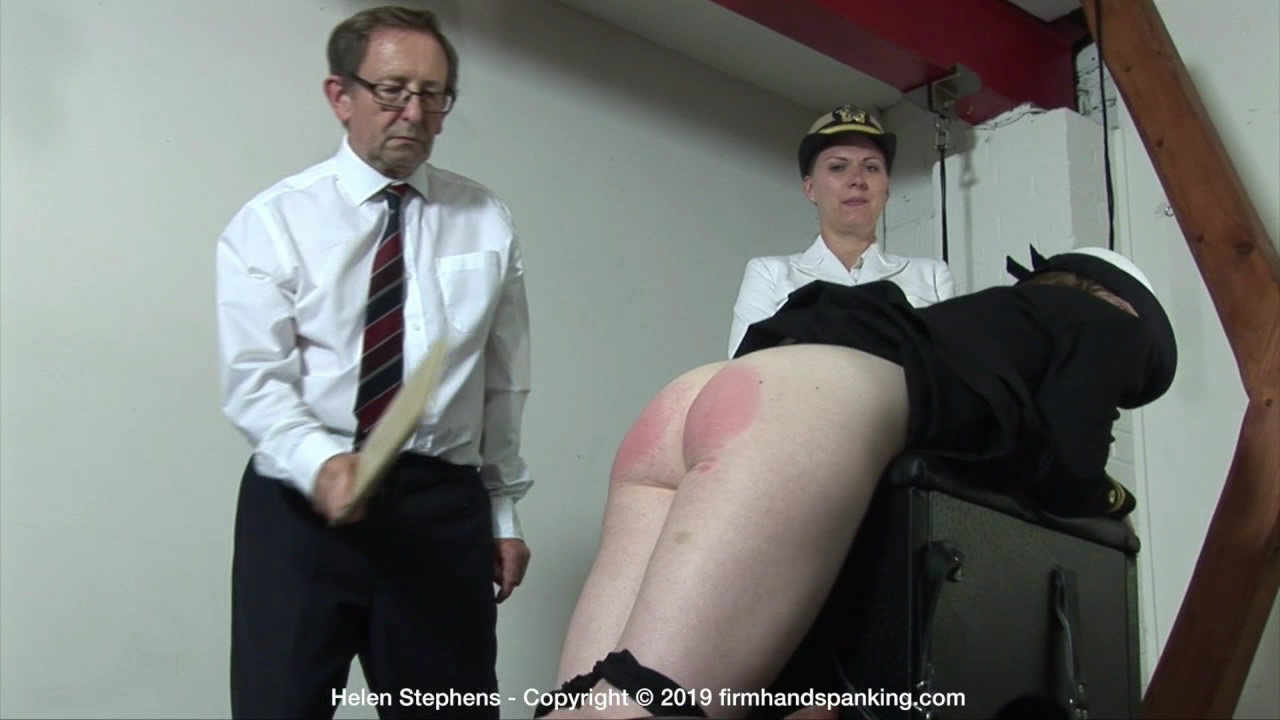 Firm Hand Spanking – MP4/HD – Helen Stephens – Marks Out of Ten ZR/Kelly Morgan spanked in school uniform – Director's Cut with unseen content! | Mar 04, 2019