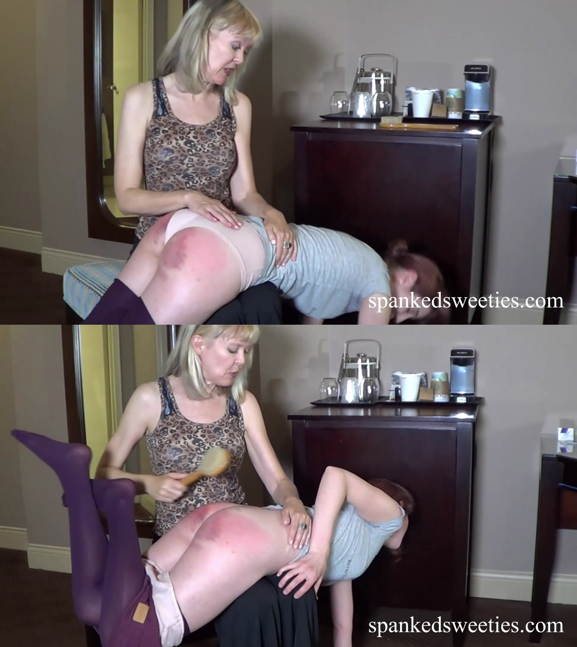 Spanked Sweeties – MP4/Full HD – Ava Nyx, Clare Fonda – Ava Nyx
