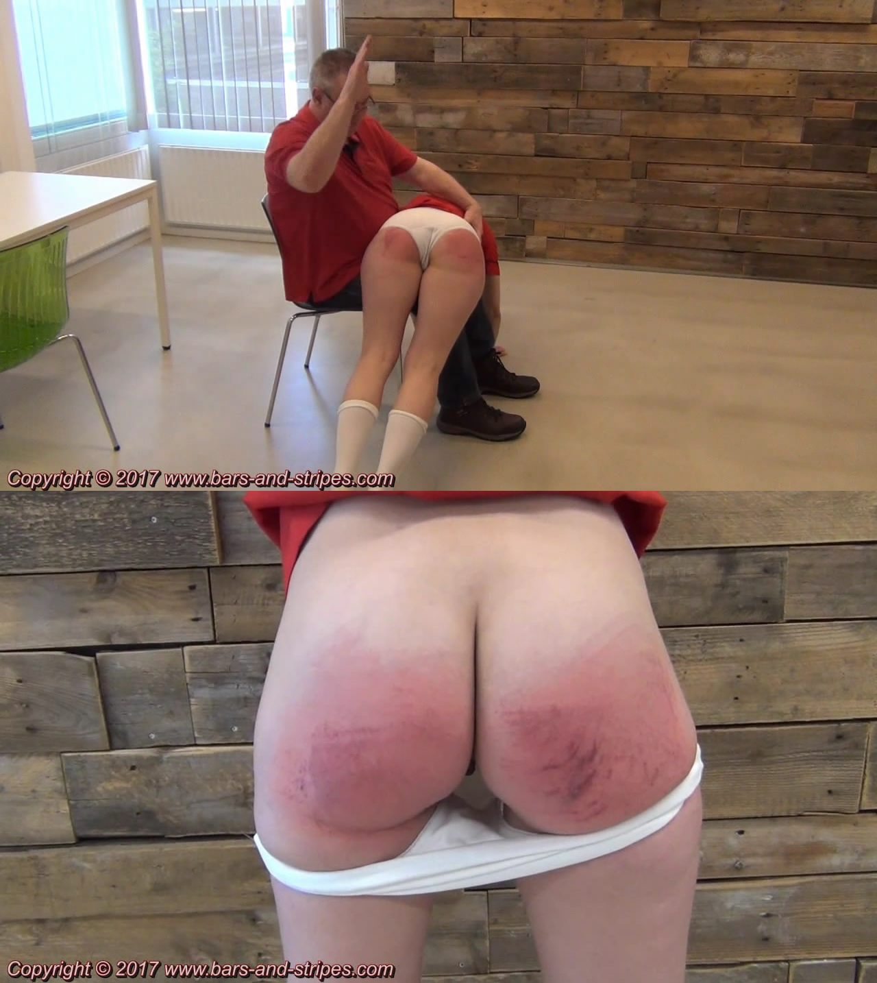 Bars And Stripes – MP4/HD – Prisoner Jentina – Refusing To Eat Part One