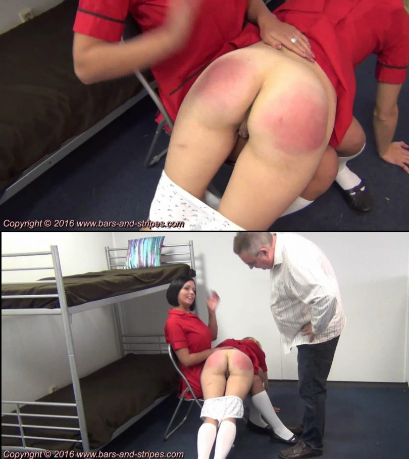 snapshot20190317205403 810x908 - Bars And Stripes – MP4/Full HD – Prisoners Scarlett,Jentina - Scarlett And Jentina Part One