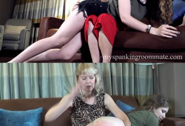 snapshot20190321115725 380x260 - My Spanking Roommate – MP4/Full HD – Clare Fonda, Apricot Pitts - Episode 301 The Spanking Arrangement