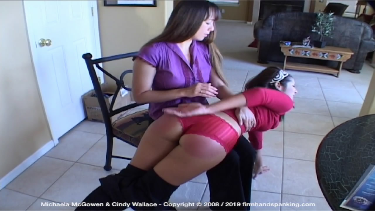 Firm Hand Spanking – MP4/HD – Michaela McGowen – Houseguest from Hell – Q/ALL NEW Michaela McGowen videos – lost for 11 years, now rediscovered! | Mar 22, 2019
