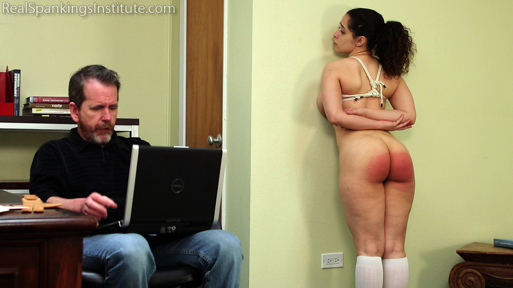 Real Spankings Institute – MP4/Full HD – Kenzie's Dress Code problems (Part 2) | April 05, 2019