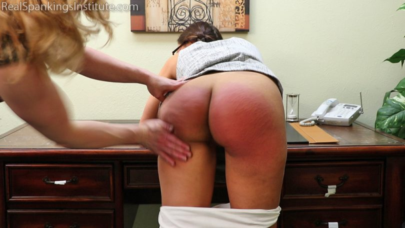 15351 010 810x456 - Real Spankings Institute – MP4/Full HD – Ambriel's Bad Day (Part 1 of 2)