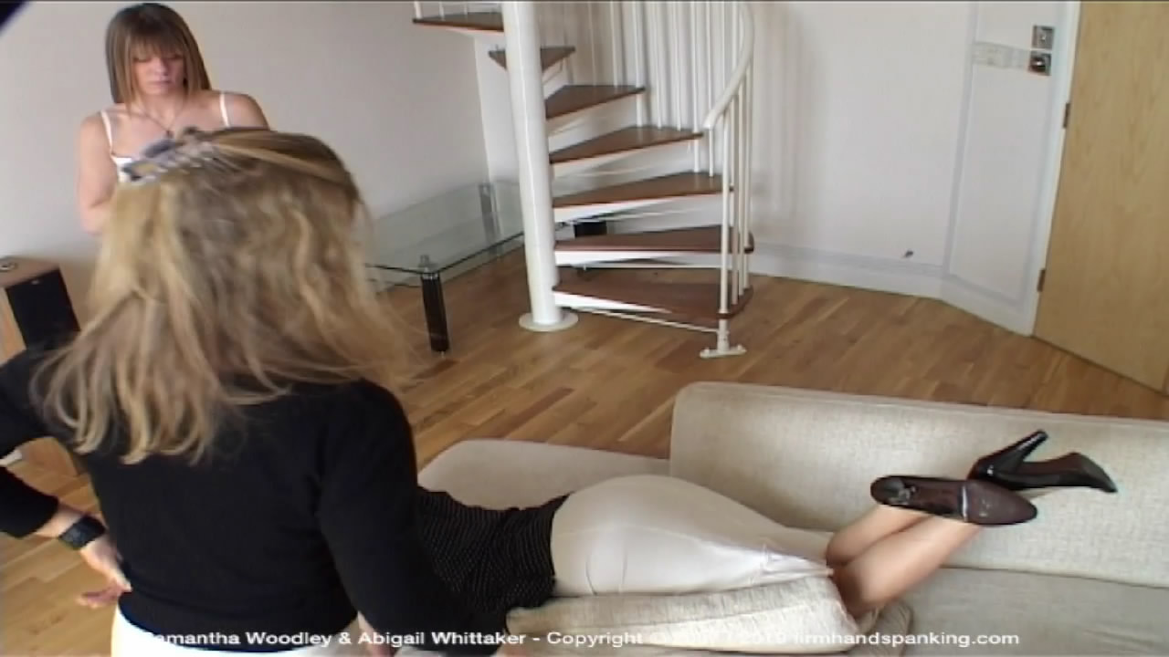 Firm Hand Spanking – MP4/HD – Samantha Woodley – Editorial Judgement L/Rare treat from our archive never-before-seen Samantha Woodley strapping! | Apr 01, 2019