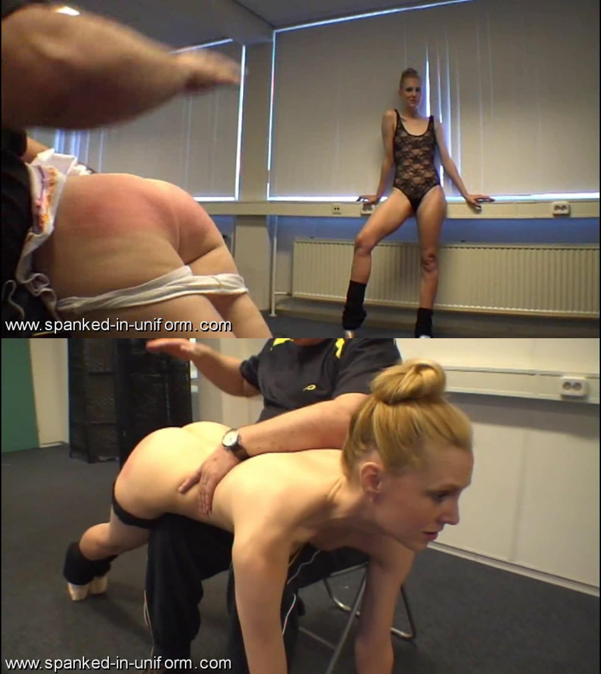 Spanked In Uniform – MP4/Full HD – Rockford School of Dance