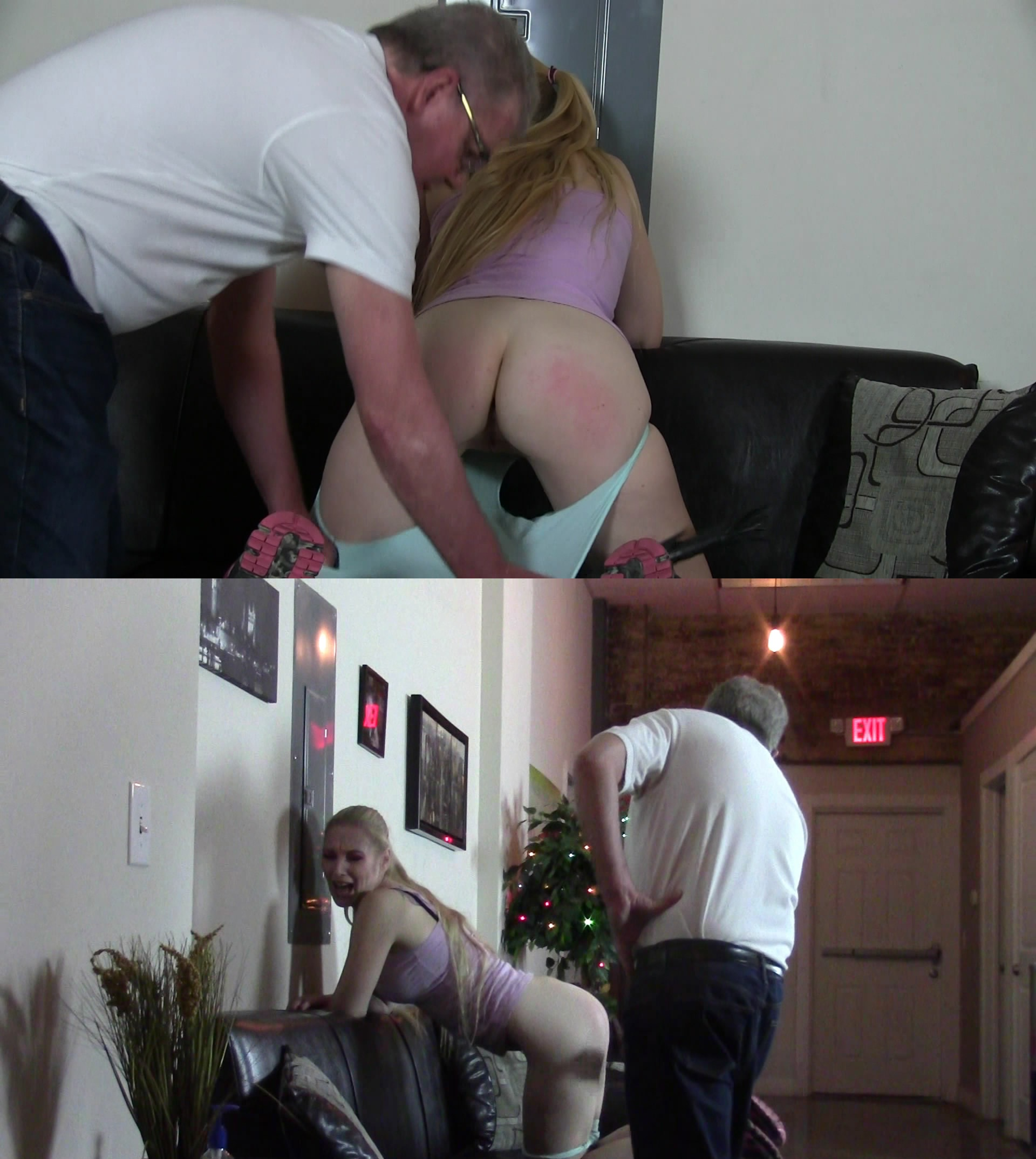 Punished Brats – MP4/Full HD – Delirious Hunter – Team Rules