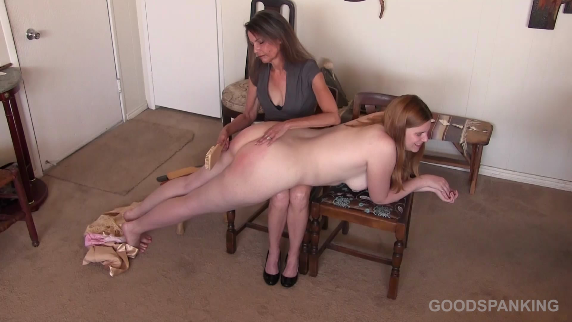 Good Spanking – MP4/Full HD – CHELSEA PFEIFFER,ALEX REYNOLDS – YOU'RE GONNA GET A SPANKING – PART ONE | APR. 19, 19