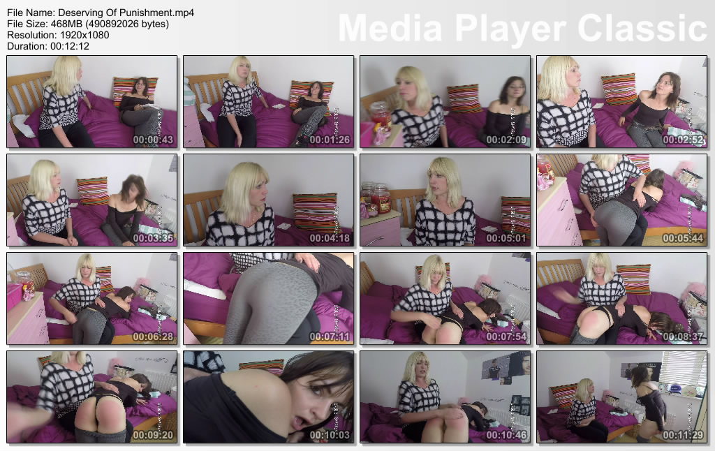thumbs20190415133102 - English Spankers – MP4/Full HD – April May , Sarah Stern - Deserving Of Punishment