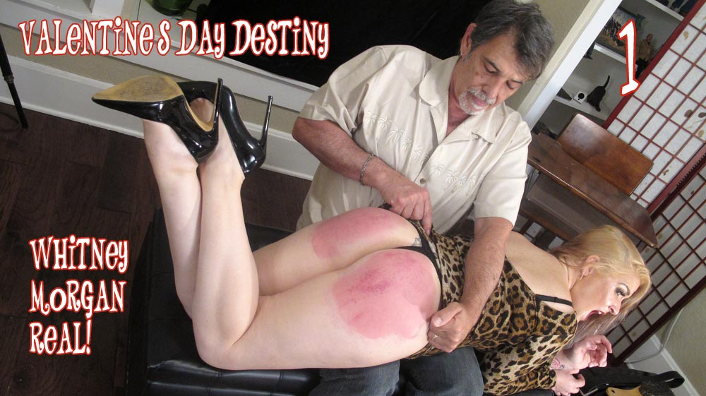 Dallas Spanks Hard – MP4/SD – Whitney Morgan (Part 1-4)