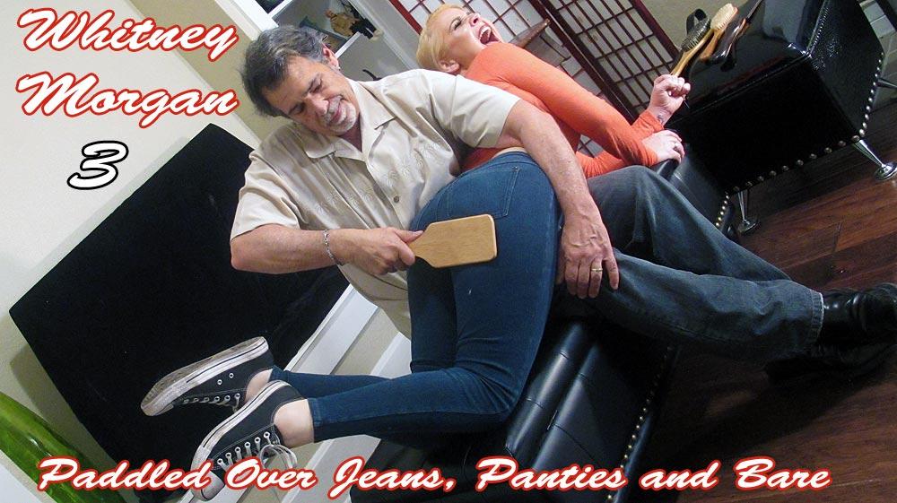 Dallas Spanks Hard – MP4/SD – Valentines Whitney 1 Spanking Video (1-3) | APR. 05, 19