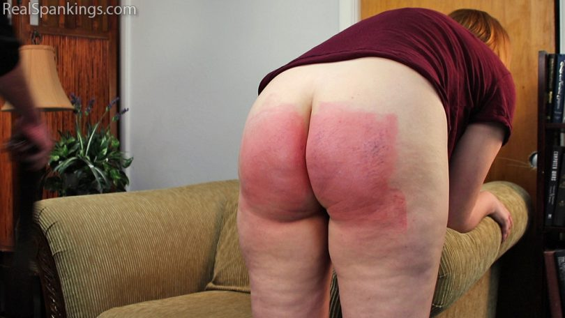 15388 011 810x456 - Real Spankings – MP4/Full HD – Alex: Whooped with the Belt (Part 2 of 2) | May 06, 2019