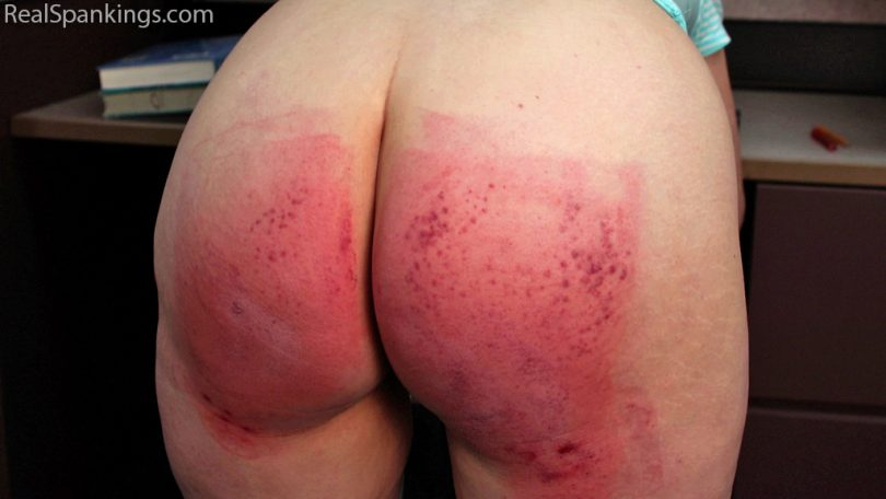 15391 012 810x456 - Real Spankings – MP4/Full HD – Alex Requests a Paddling to Get out of Suspension | May 10, 2019