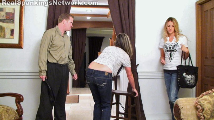 15404 010 810x456 - Real Strappings – RM/HD – Two Girls Punished with the Belt (part 1 of 2) | May 06, 2019