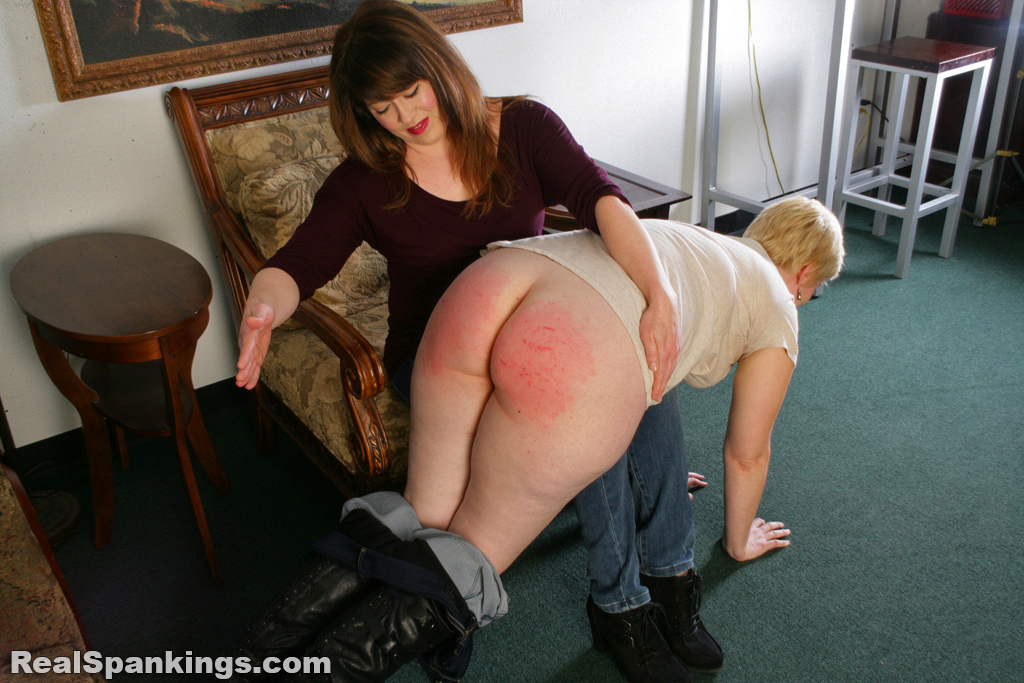 OTK Spankings – RM/HD – Punishment Profile: Violet | May 13, 2019