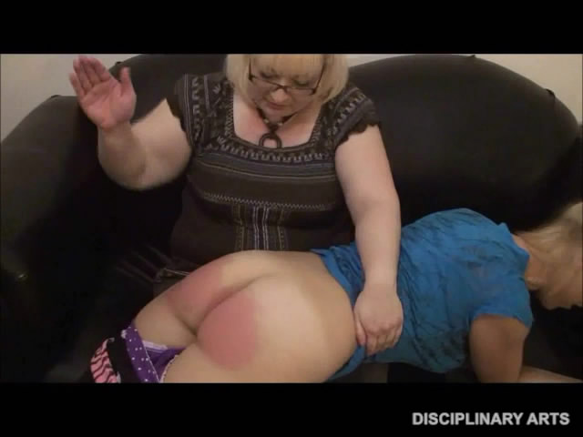 snapshot20190505135825 - Disciplinary Arts – MP4/SD – SARAH GREGORY,LILY STARR - TANTRUM THROWING BRAT SARAH GREGORY TAKEN IN HAND! | APR. 30, 19